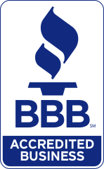 Better Business Bureau Accreditation Badge
